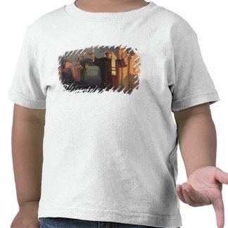 In a catacomb, 1900 t shirts