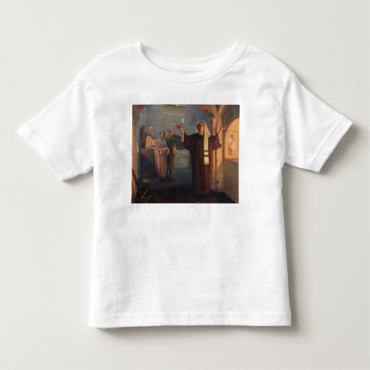 In a catacomb, 1900 toddler t-shirt