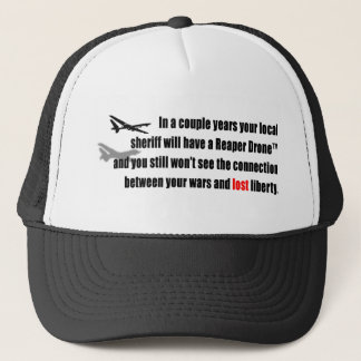 In a couple years your local sheriff trucker hat