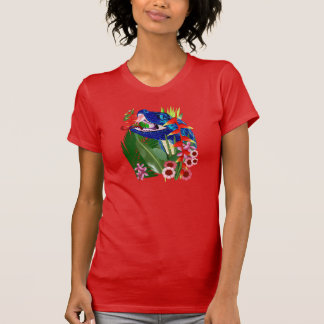 In A Deep Jungle-Snakes Tshirt