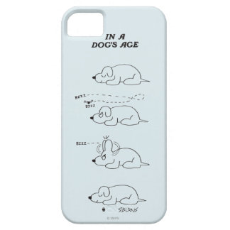 In a Dog's Age iPhone 5 Covers