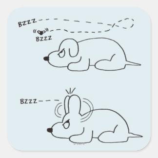 In a Dog's Age Sticker