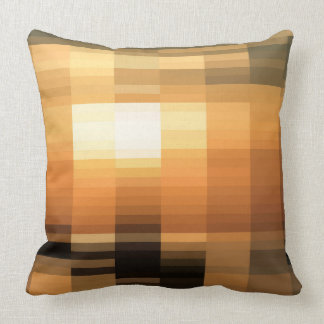 in a modern way and coloured kissing pillow