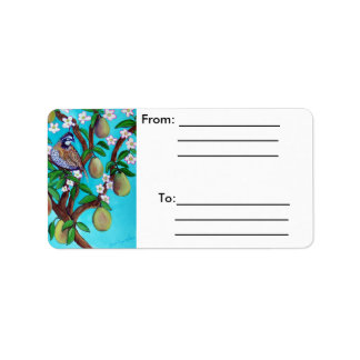 In A Pear Tree Address Labels
