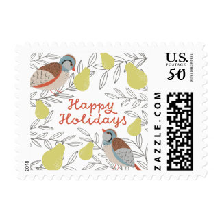 In a Pear Tree Postage