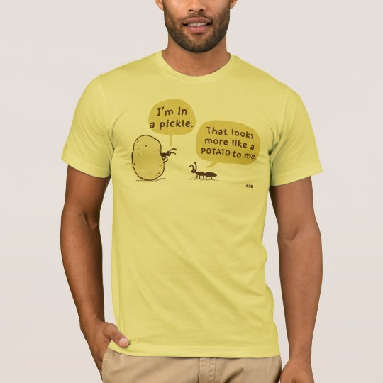 In A Pickle T-Shirt