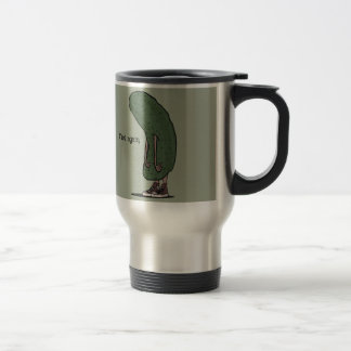 In A Pickle Travel Mug