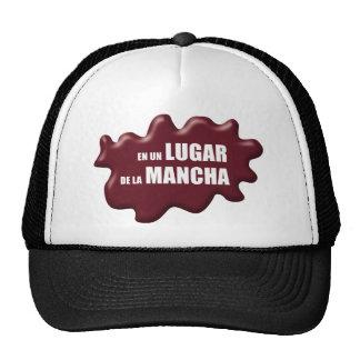 IN A PLACE DE LA MANCHA HAT