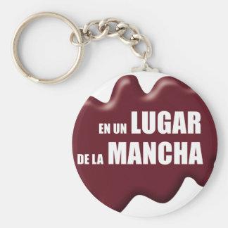 IN A PLACE DE LA MANCHA KEY CHAIN