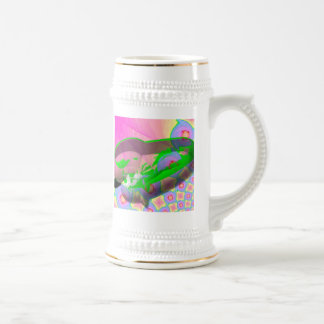 In A Pod Beer Stein