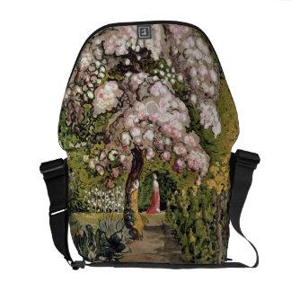 In a Shoreham Garden (w/c) Courier Bag