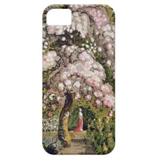 In a Shoreham Garden (w/c) iPhone SE/5/5s Case