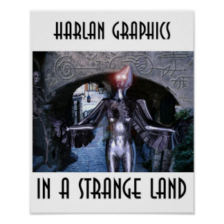 IN A STRANGE LAND POSTERS