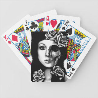 In A Trance Bicycle Playing Cards