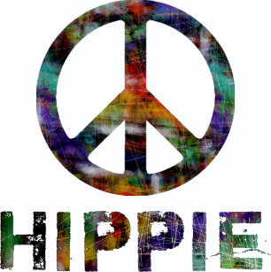 Hippie Font T-Shirts - T-Shirt Design & Printing | Zazzle