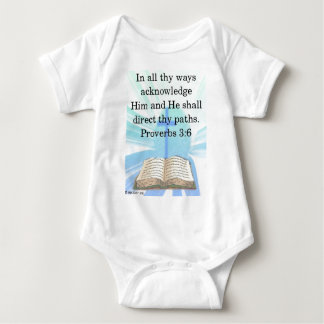 In all thy ways tee shirt