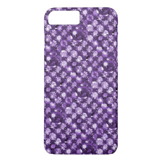 in Amethyst violet purple iPhone 7 Plus Case