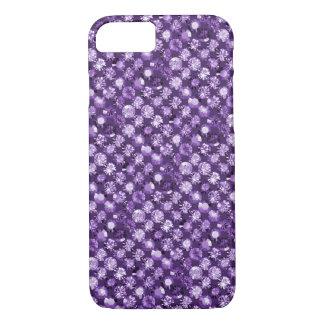 in Amethyst violet purple iPhone 8/7 Case