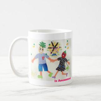 In Amusement (Pine&Berry) Classic White Coffee Mug