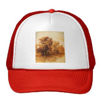 In an Oak Grove by Fyodor Vasilyev Trucker Hat