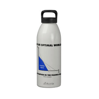In An Optimal World Is Your Solution Feasible? Drinking Bottle