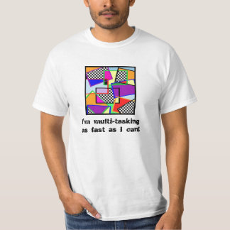 In and Out the Windows T-Shirt