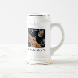 In Another World Beer Stein