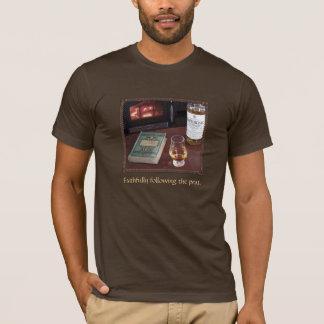 In appreciation of fine scotch T-Shirt