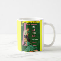 In At the Kill pulp novel cover Coffee Mug