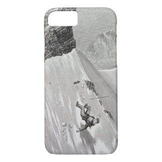 'In Attempting to Pass the Corner I Slipped and Fe iPhone 8/7 Case