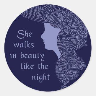 In Beauty Sticker