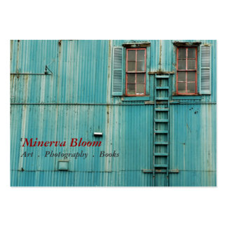 In Between Windows Large Business Card