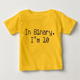 In Binary, I'm 10 Tshirt