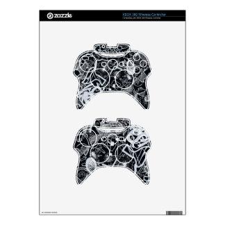 In Black/ Xbox 360 Controller Skin