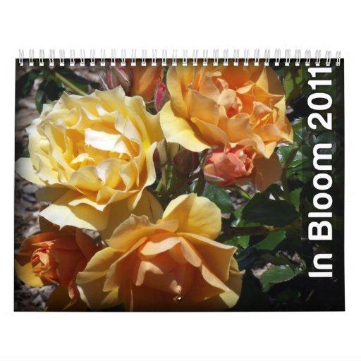 In Bloom Calendar