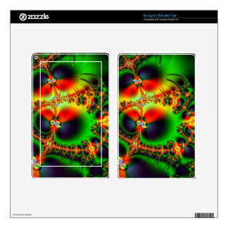 In Bloom Kindle Fire Skins