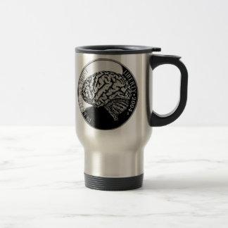 In Brain We Trust Travel Mug
