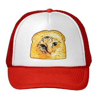 In Bread Cat Trucker Hat