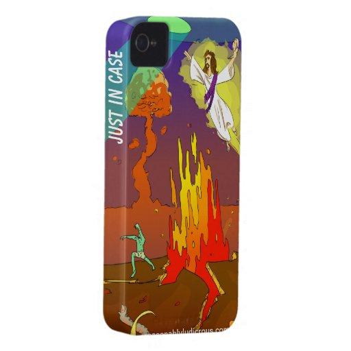 In Case of Apocalypse iPhone 4 Cases