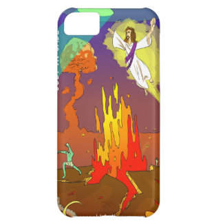 In Case of Apocalypse iPhone 5C Cover