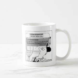 In Case of Cash-Flow Emergency Coffee Mug