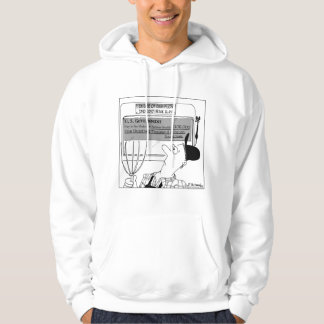 In Case of Cash-Flow Emergency Hooded Sweatshirt