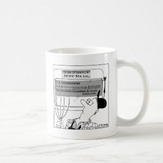 In Case of Cash-Flow Emergency Mug