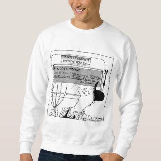In Case of Cash-Flow Emergency Sweatshirt