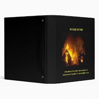 in-case-of-fire-have-plenty-of-marshmallows 3 ring binder