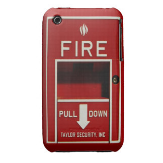 IN CASE OF FIRE - PULL STATION