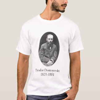 In case you read Dostoyevsky (front) T-Shirt