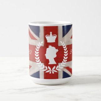 In Celebration of HM QE2 Diamond Jubilee Coffee Mug