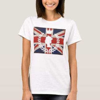 In Celebration of HM QE2 Diamond Jubilee T-Shirt