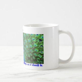 In Charge Coffee Mugs